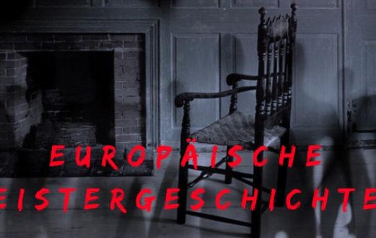 Europäische Geistergeschichten: Der Alchimist mit den roten Augen