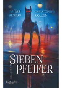 Sieben Pfeifer Cover ©Buchheim Verlag