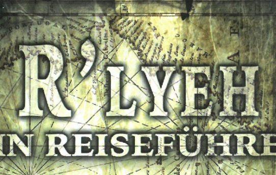 R'lyeh – Ein Reiseführer (Rezension)