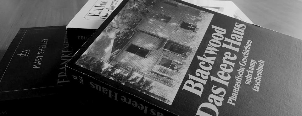Blackwoods Werk Das leere Haus und andere Bücher