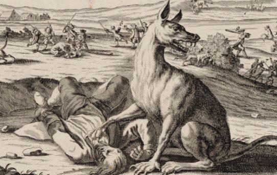 """Die """"Bestie von Gévaudan"""""""